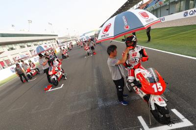 Idemitsu Asia Talent Cup - Qatar : Course 2