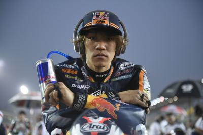 Nagashima's rise to becoming a Grand Prix winner