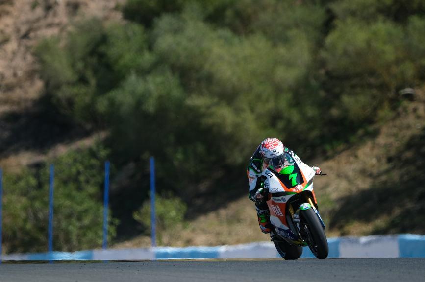 Niccolo Canepa, LCR E-Team, Jerez MotoE Test