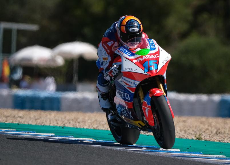 Alex De Angelis, Octo Pramac MotoE, Jerez MotoE Test