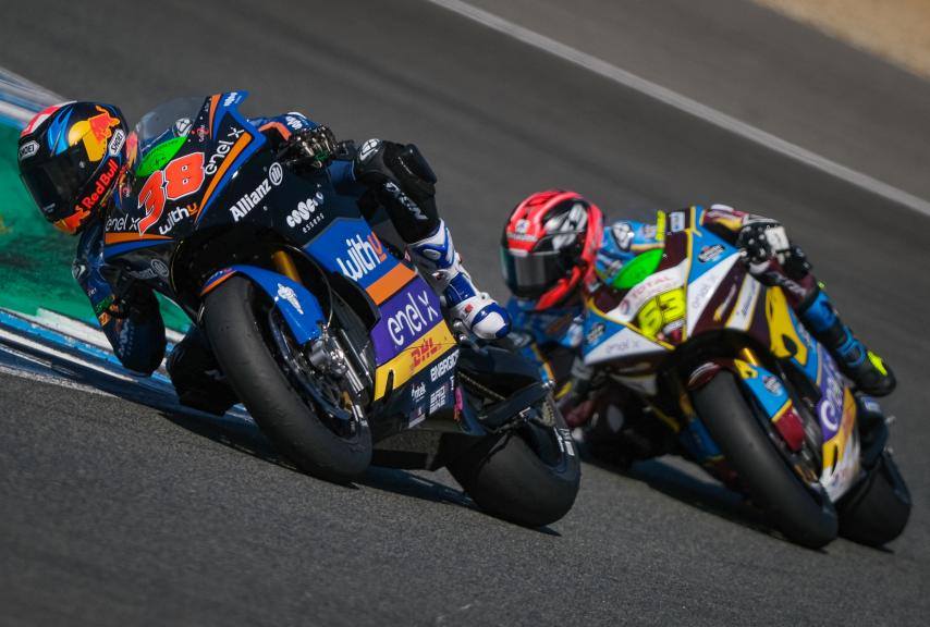 Bradley Smith, One Energy Racing, Jerez MotoE Test