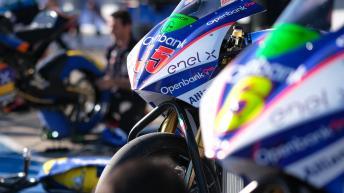 Best photos: MotoE™ Test in Jerez