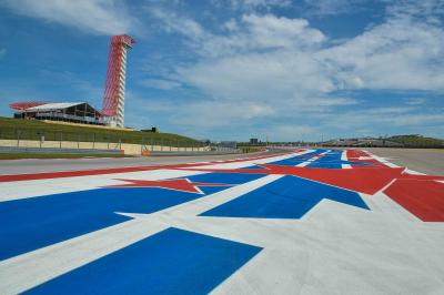 Red Bull Grand Prix of the Americas rescheduled for November