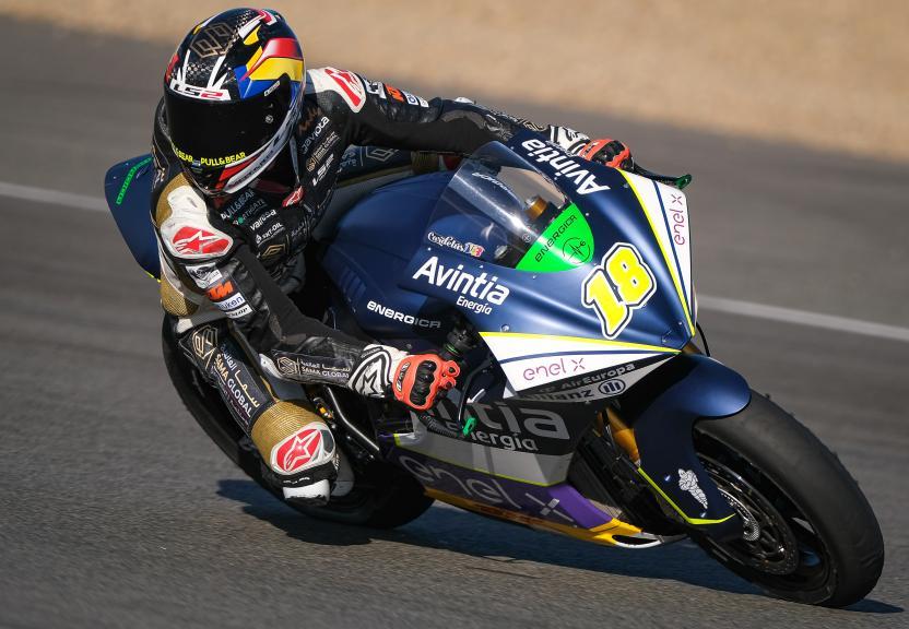 Xavier Cardelus, Avintia Esponsorama Racing, Jerez MotoE Test