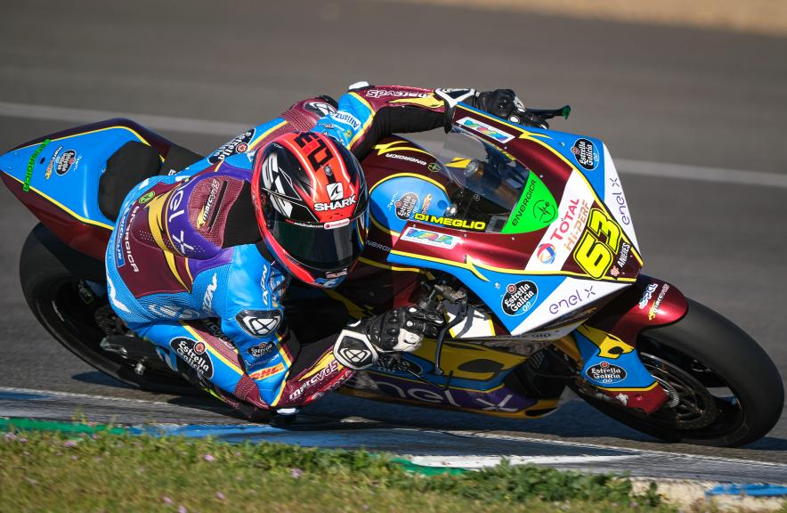 Mike Di Meglio, EG 0,0 Marc VDS, Jerez MotoE Test
