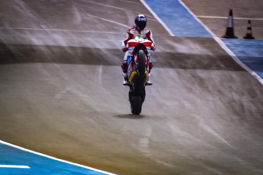 Josh Hook, Octo Pramac MotoE, Jerez MotoE Test