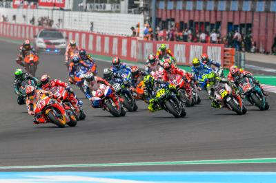 Motul Argentina Grand Prix rescheduled for November
