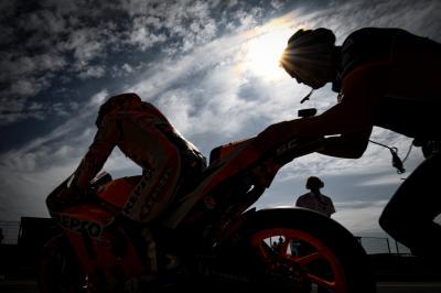 Come si è adattato il MotoGP™ alla crisi del coronavirus