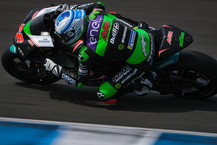 Niki Tuuli, Avant Ajo MotoE, Jerez MotoE Test