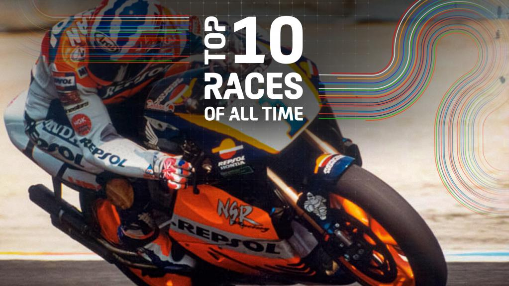 Top 10 races of all time - 1996-QAT
