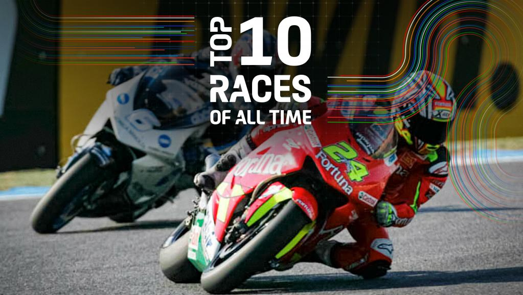 Top 10 races of all time - 2006-PT