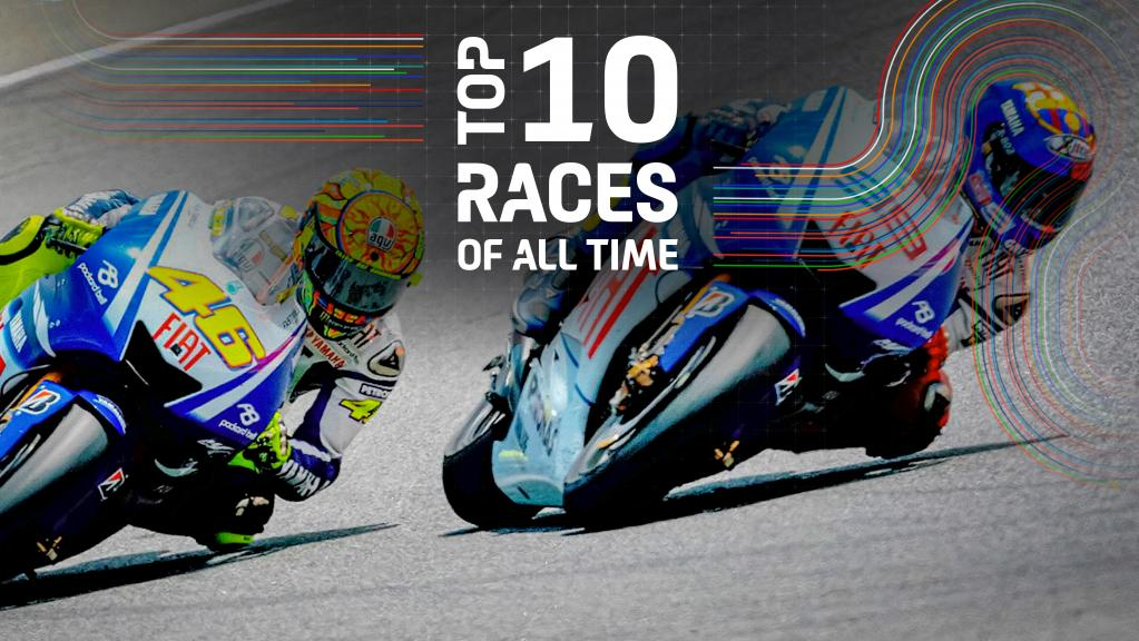 Top 10 races of all time - 2009-CAT