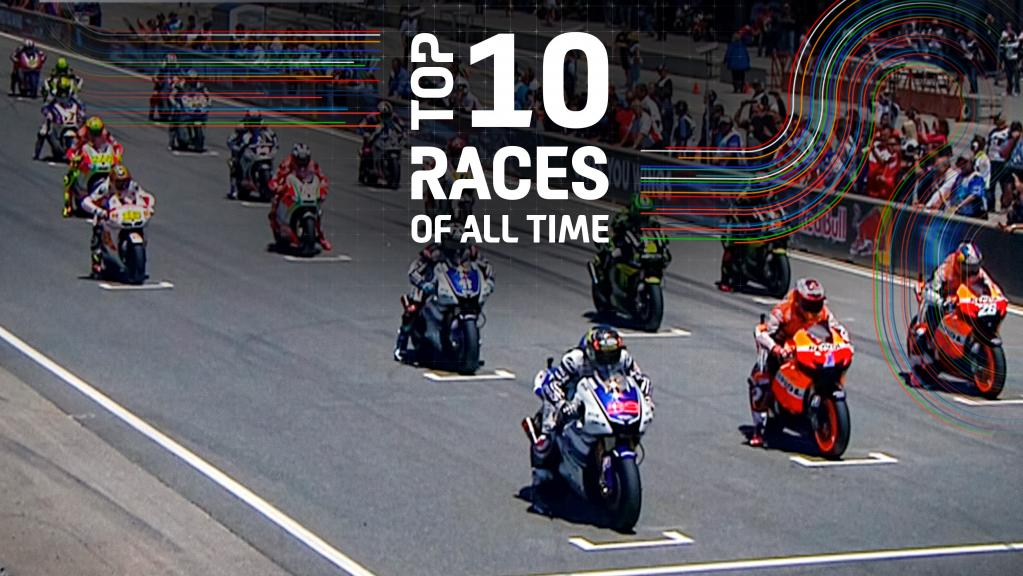 Top 10 races of all time - 2012-USA