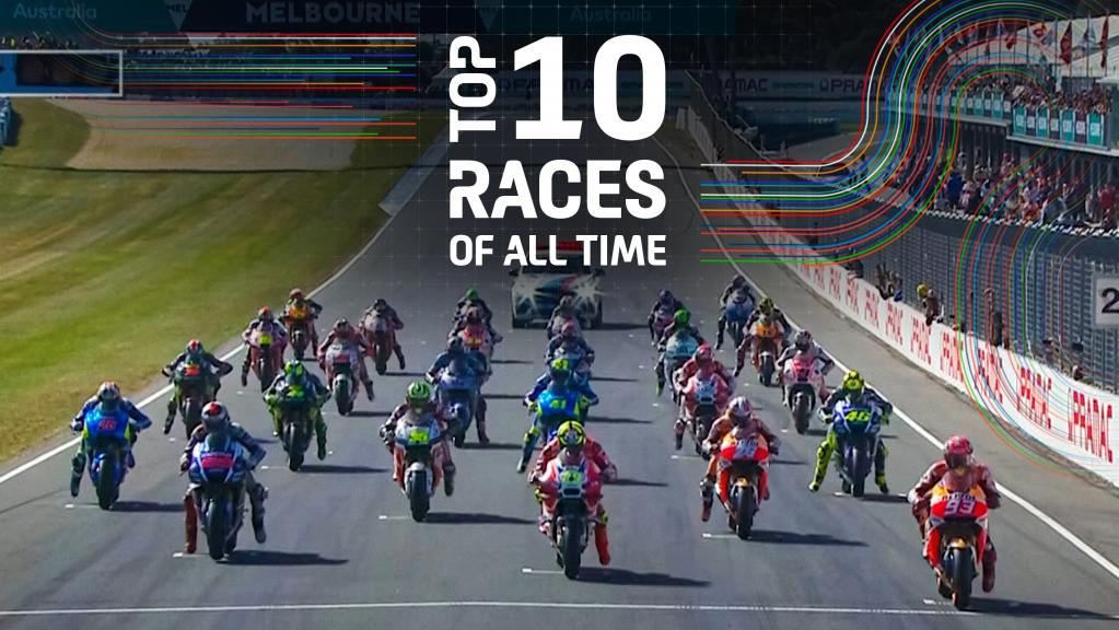Top 10 races of all time - 2015-AUS