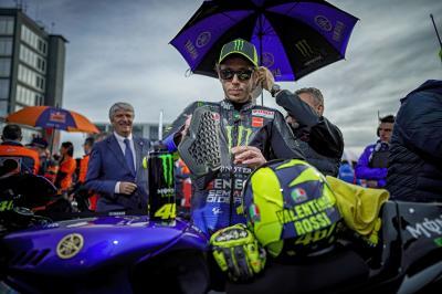 Rossi se mobilise dans la lutte contre le Coronavirus