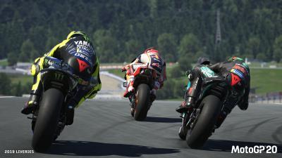 MotoGP™20 muestra su primer