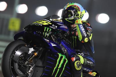 Rossi : « Une situation étrange pour tout le monde… »