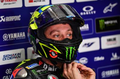 Valentino Rossi reflects on life in lockdown