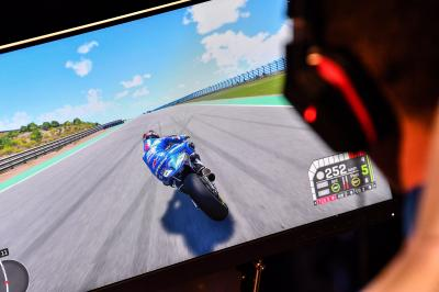Carrera Virtual de MotoGP™: ¡Todo lo que necesitas saber!