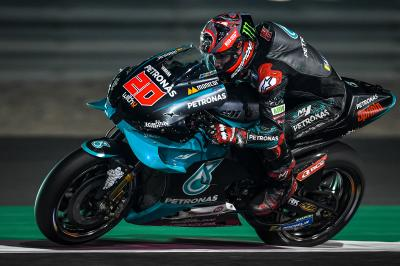 "Quartararo: ""I'm fast on PS4, but quicker in reality"""