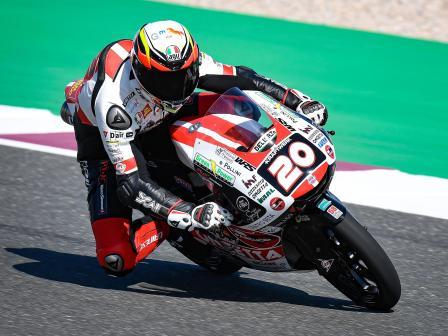 Jose Julian Garcia, SIC58 Squadra Corse