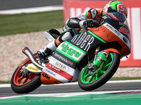 Riccardo Rossi, BOE Skull Rider Facile Energy
