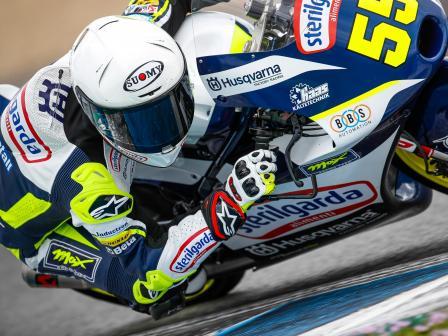 Romano Fenati, Sterilgarda Max Racing Team