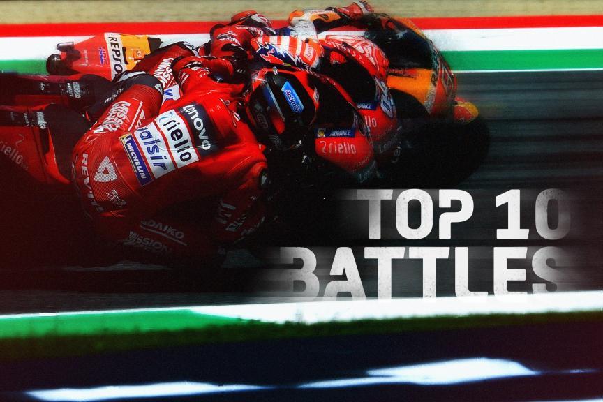 Top 10 Battles