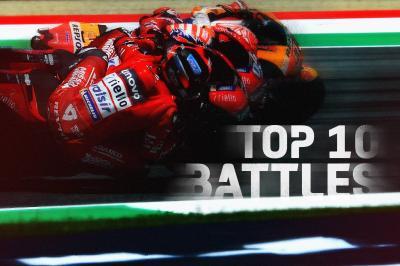 GRATIS 10 delle sfide più belle del MotoGP™