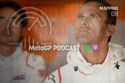 Mapping 8: El blindaje de Márquez y la apuesta de Lorenzo