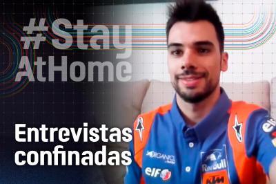 Confinados con: Miguel Oliveira