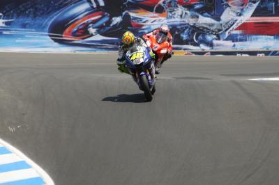 Rossi se suma a la búsqueda de
