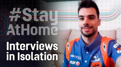 Oliveira: 'I was really ready to race'