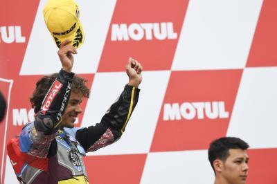 My best race: Franco Morbidelli at Assen in 2017