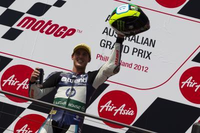 My best race: Pol Espargaro at Phillip Island in 2012