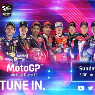 2. MotoGP™ Virtual Race: Mach dich bereit für mehr Action!