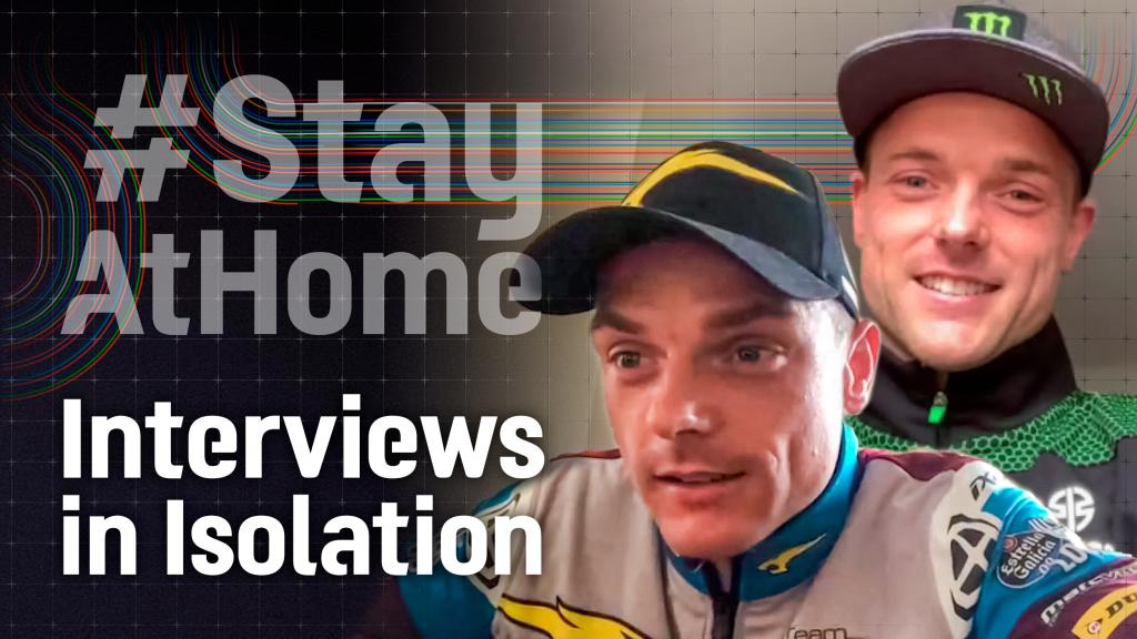 Interviews in Isolation, Lowes, COVER