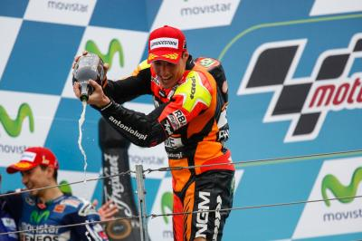 Aleix Espargaro: Ducati move was 'practically done' for 2015