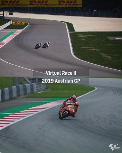 Ducati won in Austria in real life but also virtually