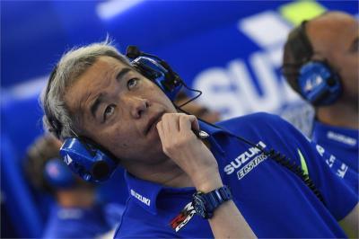 """Suzuki sostiene di avere """"Molte idee per migliorare"""""""