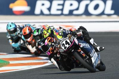 FIM CEV Repsol calendar update: Valencia