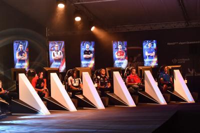 Ecco i candidati del Resto del Mondo nella Draft Selection