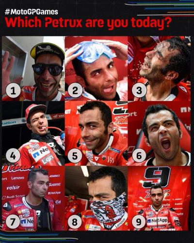Which @Petrux9 are you today? Let us know!