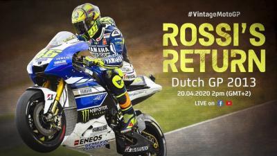 Vintage MotoGP | 2013 #DutchGP