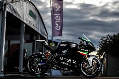 MotoE™: Racing durch Innovation