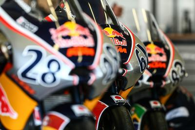 Red Bull MotoGP Rookies Cup: mutual determination in 2020
