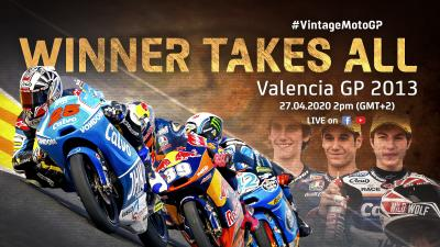 Vintage Moto3™: 2013 Valencia GP