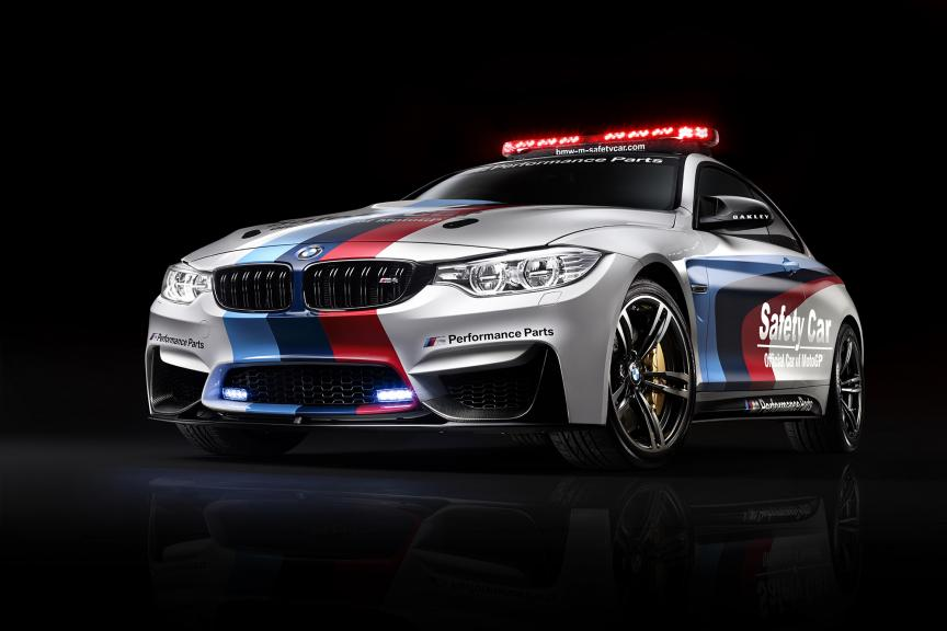 2014-2015 BMW M4 Coupé MotoGP™ Safety Car