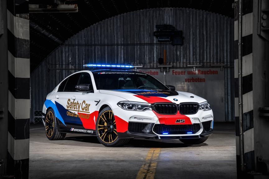 2018 BMW M5 MotoGP Safety Car