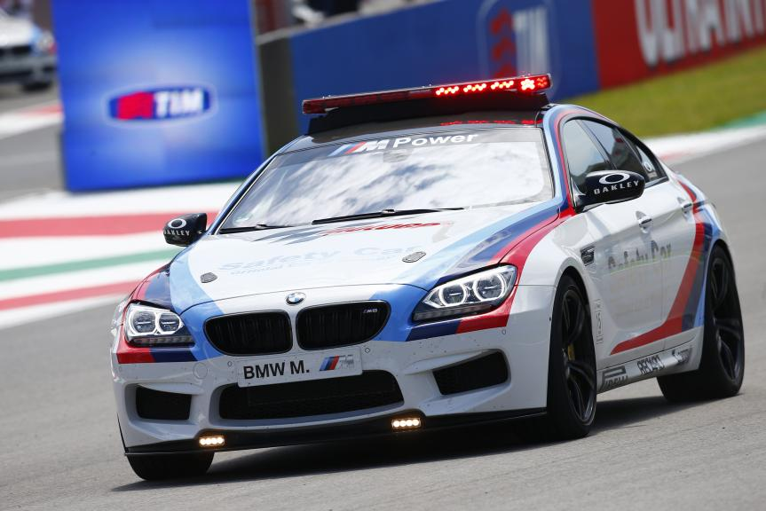 2013 BMW M6 Gran Coupé MotoGP™ Safety Car